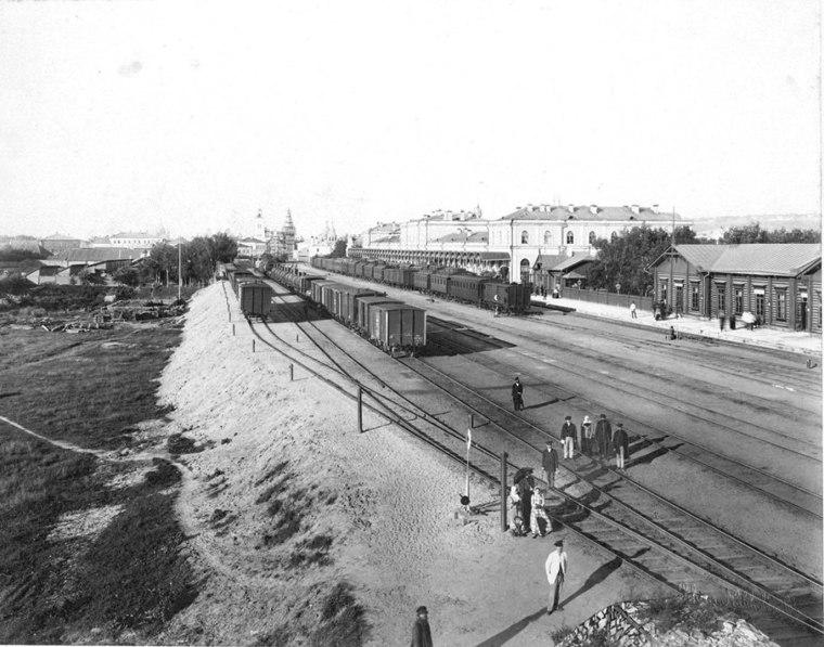 Станция «Н. Новгород»