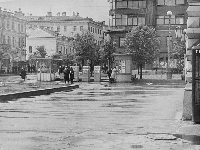 1964 год. Драмтеатр