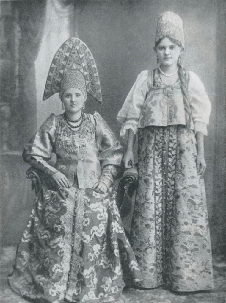 Женщины из семьи купца