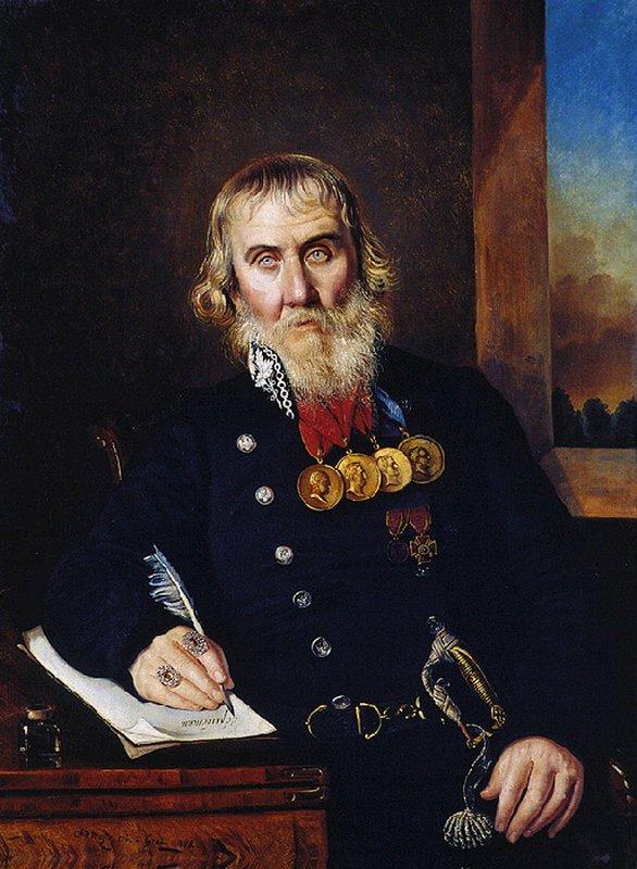 Федор Ильич Тюменев