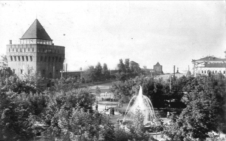 1940. Советская площадь