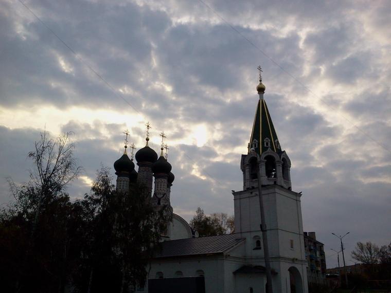 Церковь Успения Божией Матери
