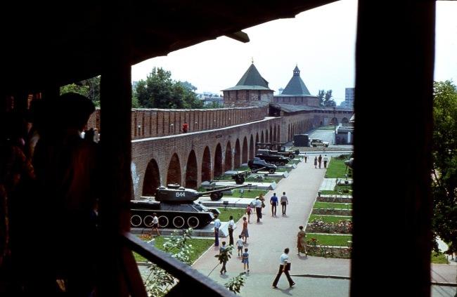 Горький 1981, Кремль
