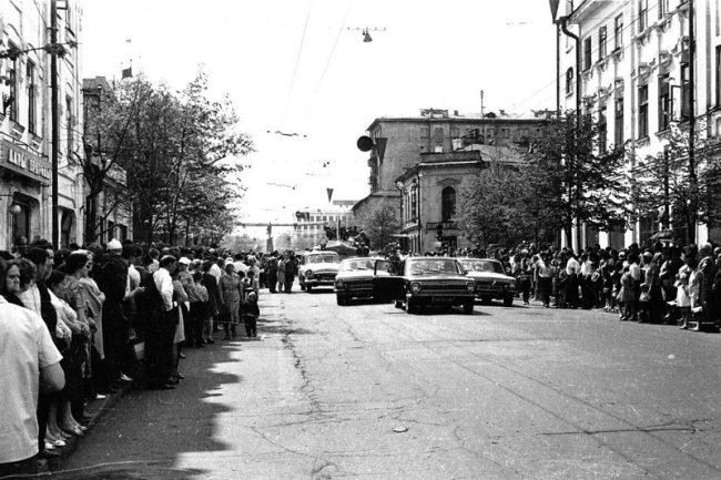 Самый первый день города в Горьком