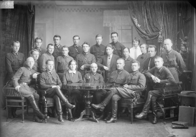 Отдел краевого ОГПУ, начало 1930-х гг.