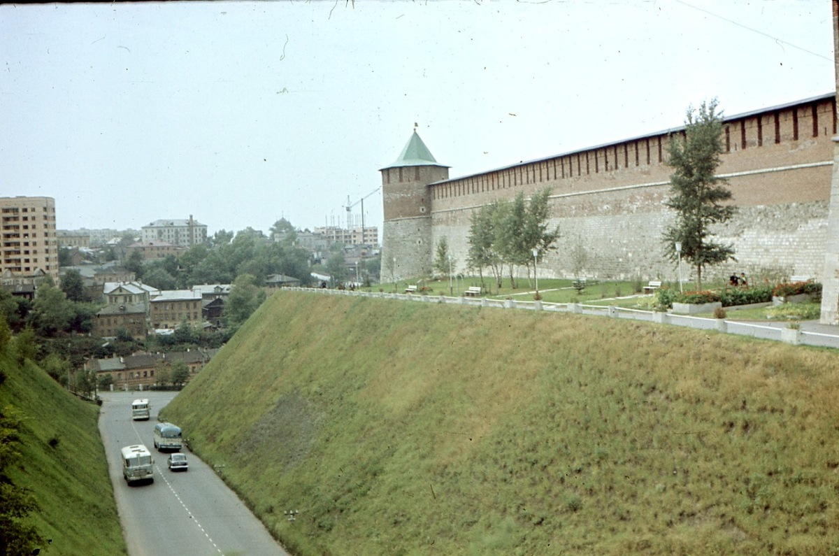Город Горький 1964 - 1969 годов