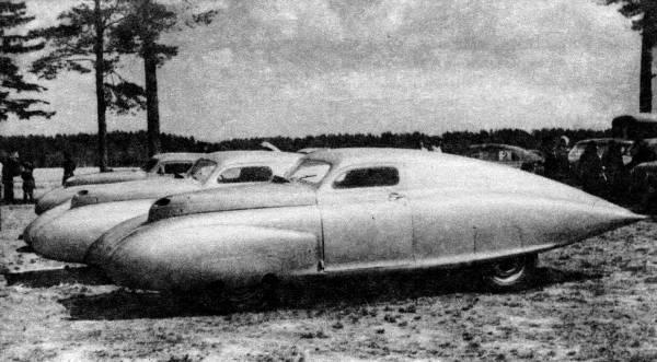 ГАЗ-М20-3